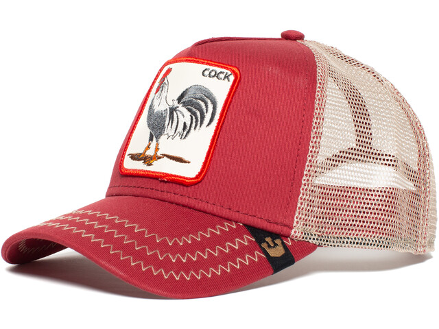 Goorin Bros. Rooster Gorra de Camionero, red